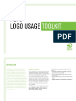 PEFC Logo Usage Toolkit