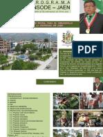 Programa Isode Jaen 2015