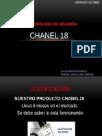 Cac Chanel 18