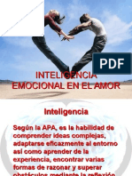 Inteligencia Emocional en El Amor Para Coaching