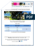 Formations Professeurs Fle