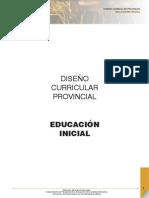 Disenio Curricular Nivel Inicial 2015