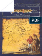 TSr Atlas Dragonlance World