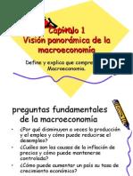 CAP. I Vision Panoramica de La MACROECONOMIA.ppt 1