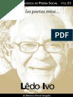 Cuaderno de Poesia Critica 83 Ledo Ivo