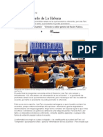 PUBLICACIONES.NEGOCIACIONES DE PAZ EN COLOMBIA