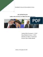 Dilma vs Aécio
