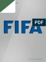 FIFA financial report