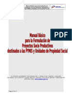 37962094 Manual Proyectos INAPYMI 1