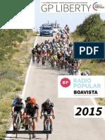 [Roadbook] Guia de Corrida - GP Liberty Seguros - Troféu do Sudoeste e Costa Vicentina