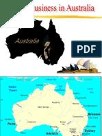 Doing Business in Australia.ppt