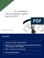 130618-Nuevas IFRS y Enmiendas 2013