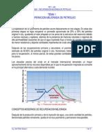 RECUPERACION MEJORADA DE PETROLEO