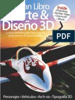El Gran Libro Del Arte & Diseño 3d