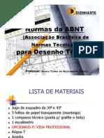 Normas Da ABNT - Desenharte