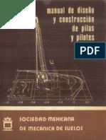 Manual de Diseño y Construccion de Pilas y Pilotes