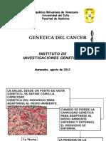 Genes y Cancer Nuevo
