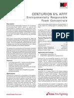 NFC340-Centurion 6 AFFF_Rev.A