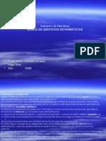 Gobierno de Mendoza Area d Servicios Informaticos 1215562923166621 9