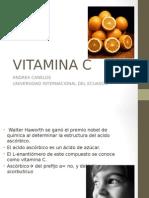 Presentaciónvitamina c