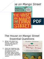 questions about the house on mango street