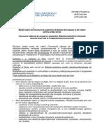 Structura Probei Scrise Titularizare 2015 Var Model