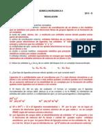 Resolución 3er Parc q. Inorg II 2014 -o