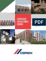 Catalogo concretos cemex