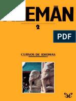 AA. VV. - [Curso de Aleman 02] Aleman - Unidad 2 [19930] (r1.0 Stjx30)