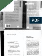 Rosanvallon.-Por Una Historia Conceptual de Lo Político