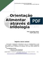 Apostila Orientação Alimentar Através Da Iridologia 2014