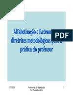Alfabetizacao e Letramento