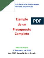 15. Presentación de Ejemplo de Cálculo de Materiales.pdf