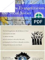 New Evangelization and Social Justice