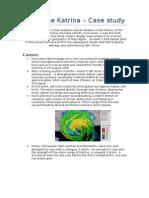 Hurricane Katrina – Case study.docx