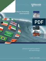 MSc Marine International Brochure