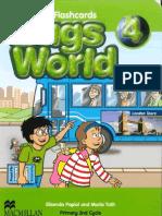 Bugs World 4 Flashcards
