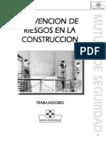 37_Prevencion de Riesgos en La Construccion