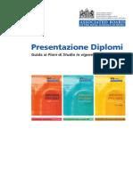 Italian Diplomas at a Glance