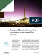 Bonanza Minero - Energética