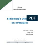 Simbolos en Embalaje