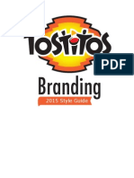 Tostitos Style Guide