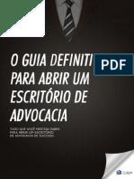 eBook Guia Definitivo Para Abrir Um Escritorio de Advocacia