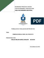 PRESENTACION DEL PROYECTO A DESARROLLAR.doc