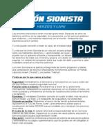 Programa Campo Sionsta–2015-Spanish