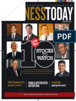 Business Today Vol 14 Issue 10 (October 2014) HA!