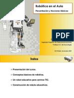 Robotica Centro TIC