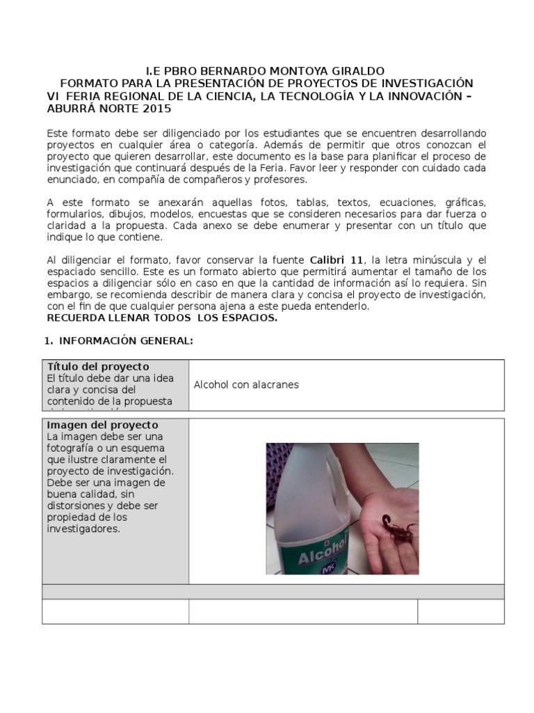 Proyecto ALCOHOL CON ALACRANES.docx