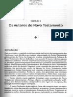 Augustus_Nicodemus_Capitulo 6 _ La Biblia y Sus Interpretes