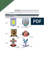 Jadwal Liga Primer